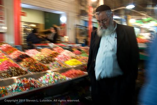 Shuk haCarmel, Tel Aviv, Israel, November 2011