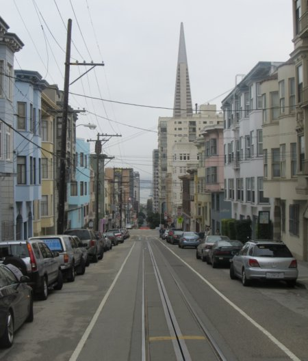 Cable Car Commute 5