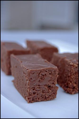 6425209295 48393dd070 Peppermint creams et fudge au chocolat