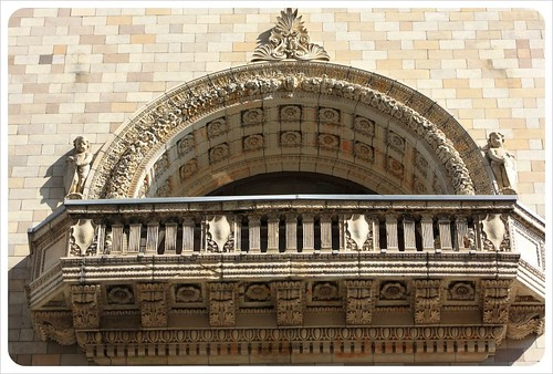 boston building balcony