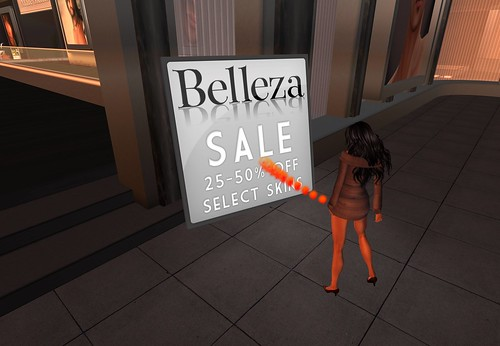 Belleza Sale 25-50% Off Select Skins by Cherokeeh Asteria