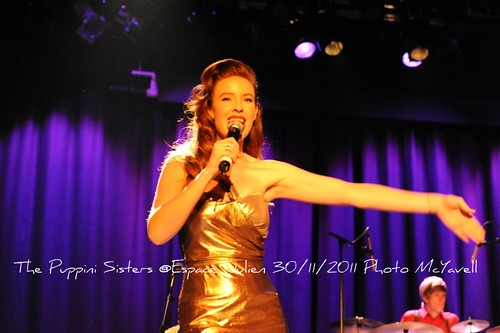 The Puppini Sisters @Espace Julien By McYavell - 111130 (2)