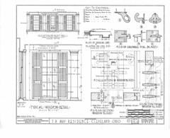 T.P. May residence, sheet 3