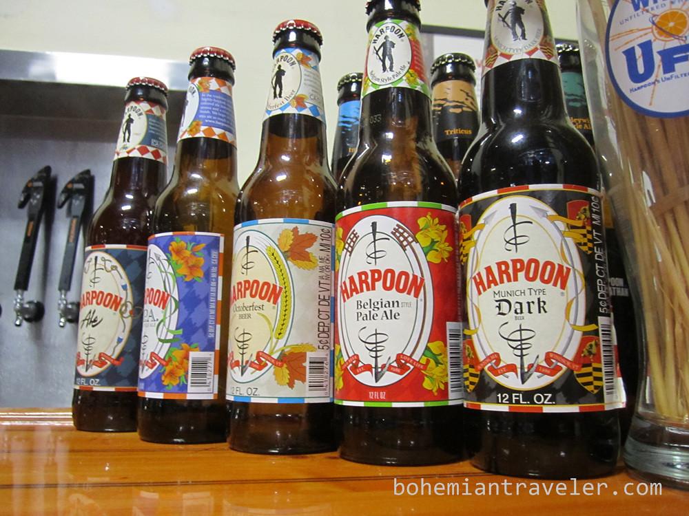 Harpoon lineup