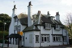 Photo of East Cliff Cottage Hotel, Bournemouth, Stewart Granger, and Frederica Eliza Lablanche Stewart blue plaque