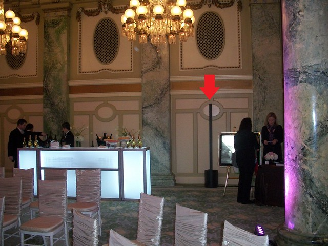 Wedding Ceremony at the Willard Hotel