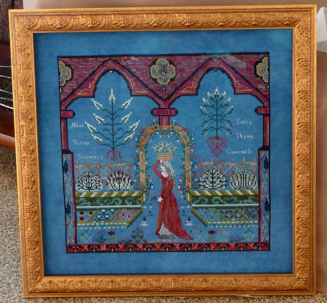 Medieval Times framed 120111