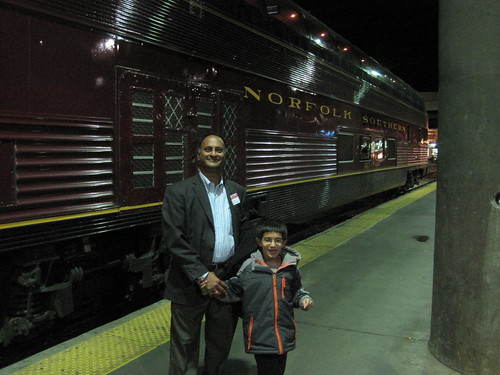 Visit to Norfolk Southern Coaches