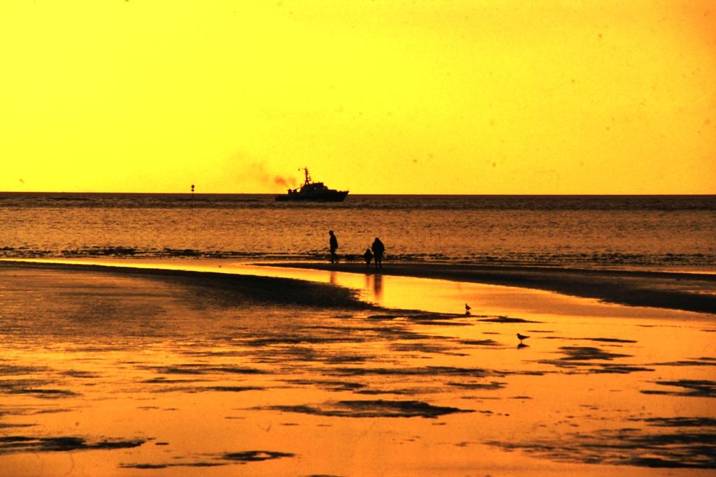 German Ocean, Nordsee
