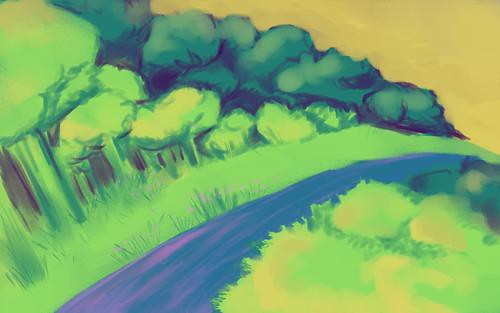 canopy speed paint