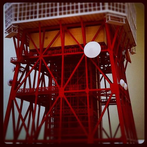 東京タワー(1/75模型)
