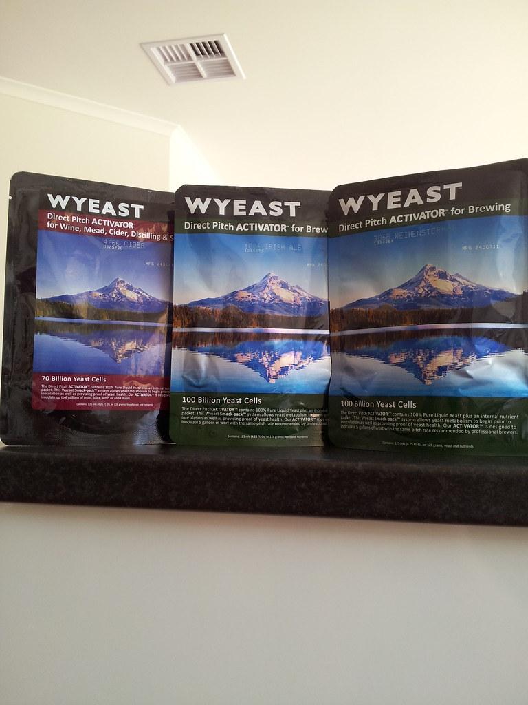 Wyeast.