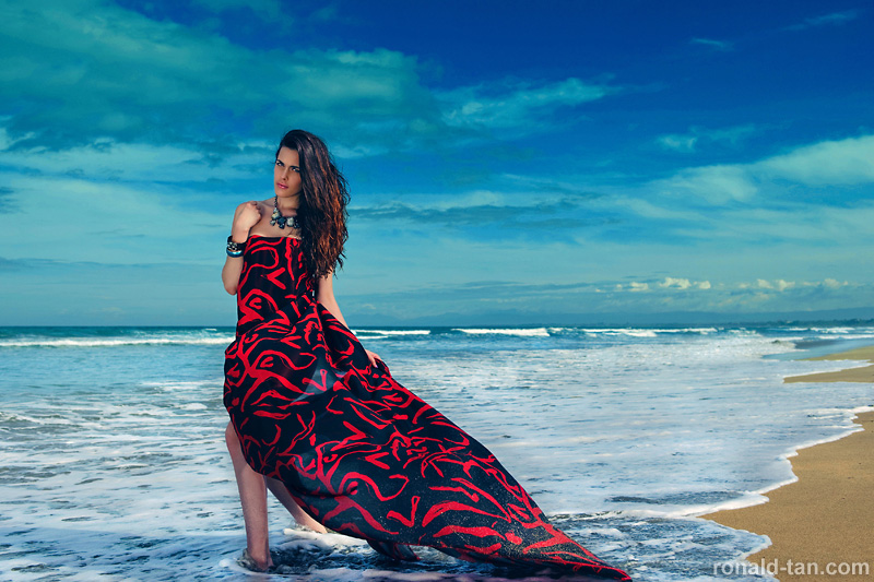 Photo Shoot at Kuta Beach, Bali