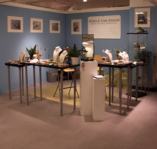 my booth at OOAK 2011