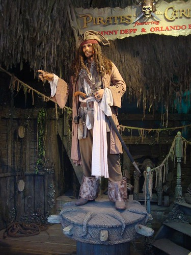 Movieland-Wax Museum of the Stars-Pirates of the Caribbean-Niagara Falls,Ont. 2011 DSC08472