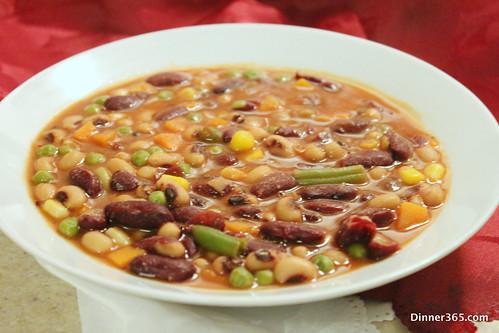 Day 339 - Veggie Bean Stew