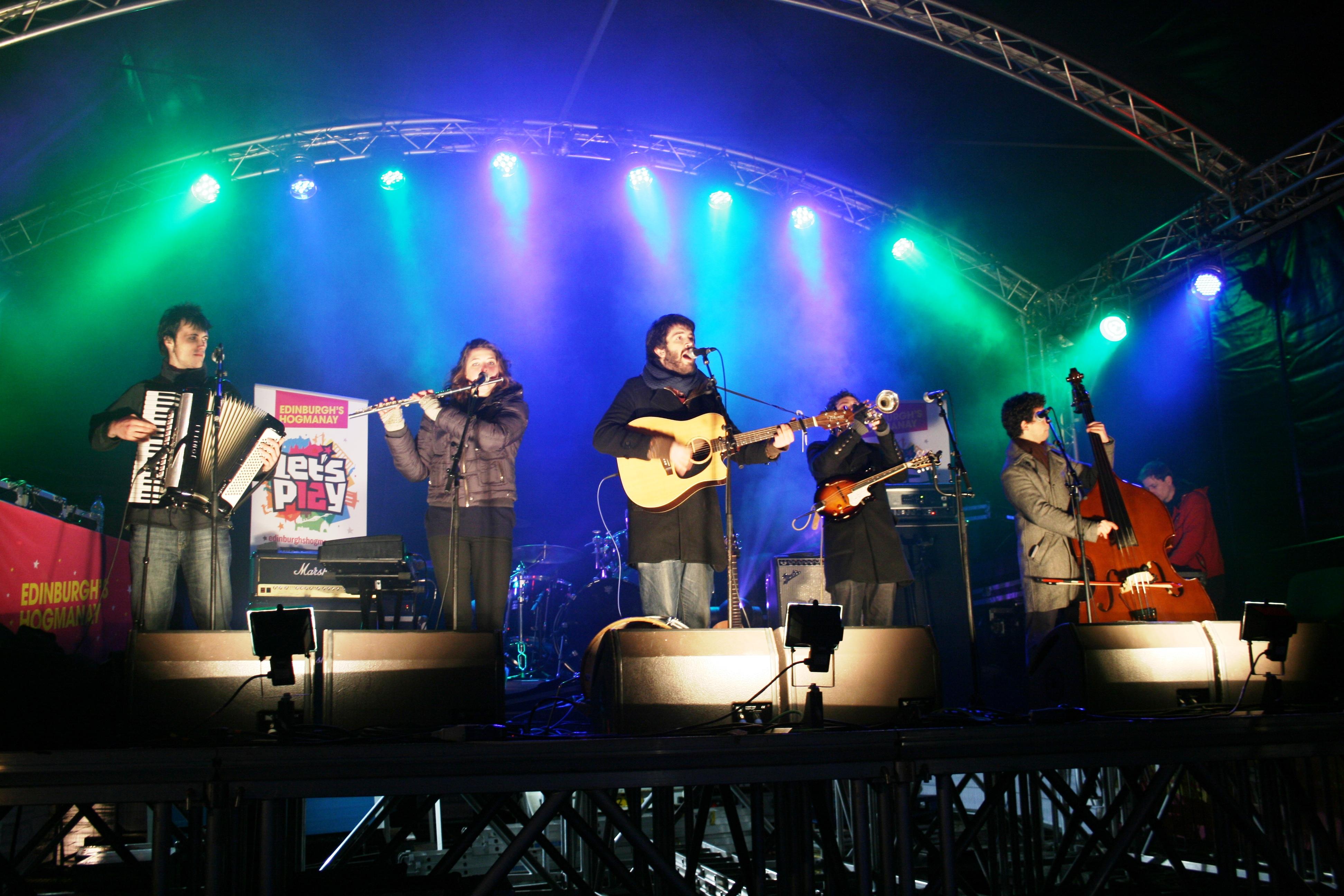 Hog the Street, December 2011