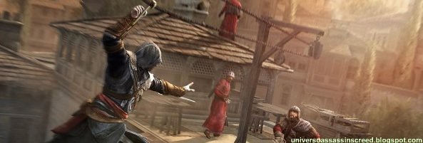 Screenshoot Assassins Creed Revelations