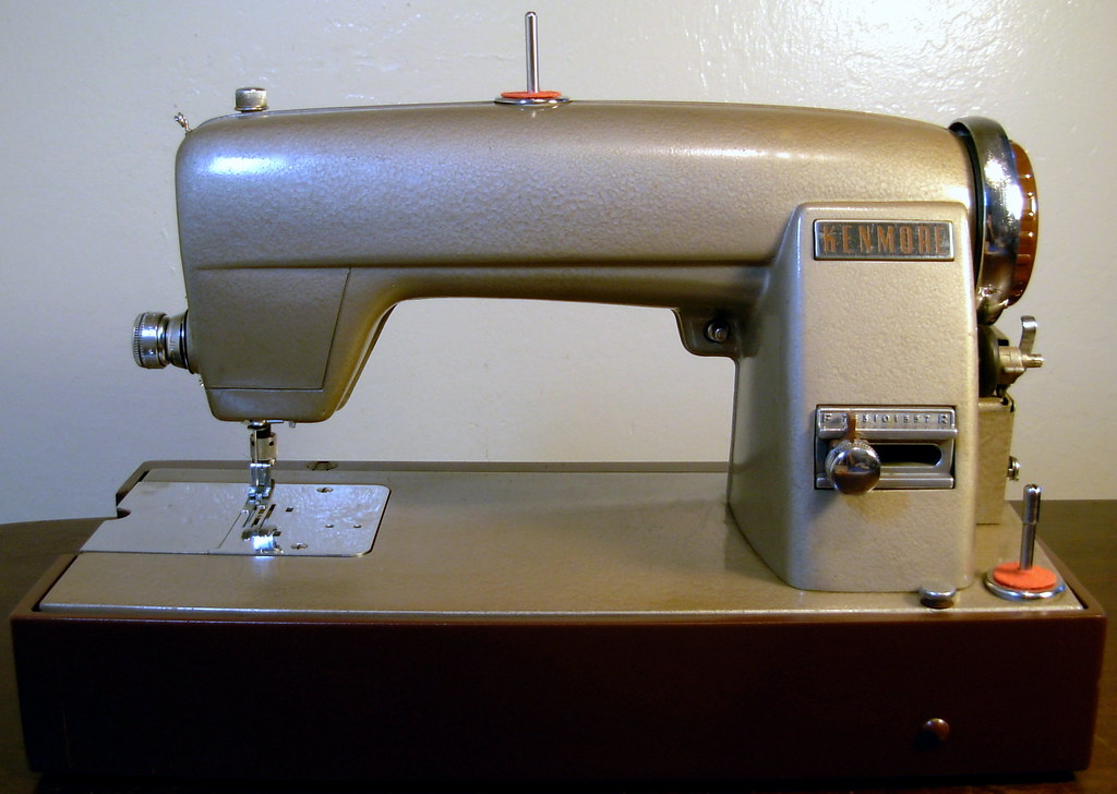 kenmore needles. all right, my sewing machine seems to be a sears kenmore model 49, like this one: needles