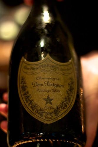Dom Perignon Vintage 2003