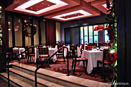 Dining Room (upper) at Rosa Mexicano ~ MInneapolis, MN