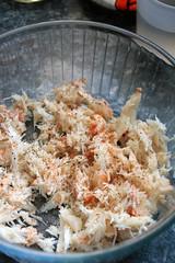6498176079 54457fafbd m Tortellini maison au crabe et Saint Jacques, sauce citronnelle et gingembre