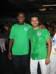 Varal with Mestre Urubu, 2011.