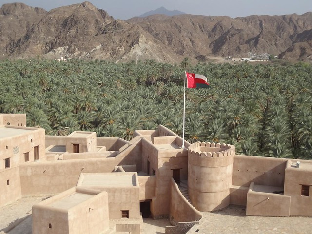Castelo de Samail