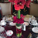 Amaryllis Topiary Centerpiece - Blumz by JRDesigns in metro Detroit