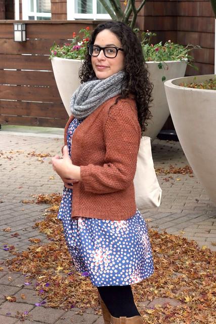 Knit Style: Minimalist Cardigan