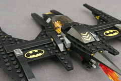 6863 Batwing Battle Over Gotham City - Batwing 8
