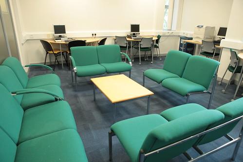 Undergraduate learning space