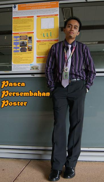Pasca Persembahan Poster