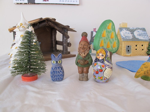 more scenes from the winter village