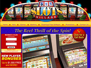 Slots Village Casino Home