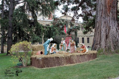 Belén Jardines del Palacio