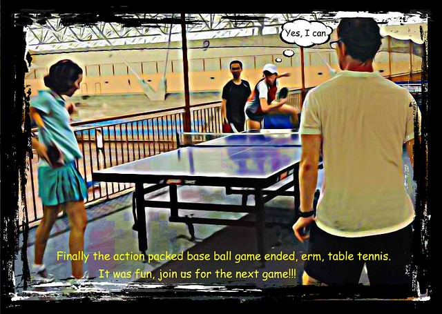 Legendary Table Tennis Immortals Battle at Yishun Sports Stadium 08