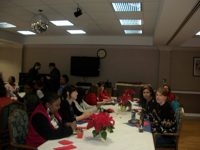Courtland Gardens Employee Holiday Party - December 14, 2011