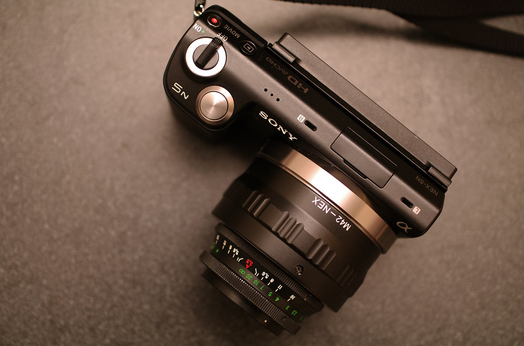 FF lens turbo/speed booster with 24mm and 35mm | Photo net