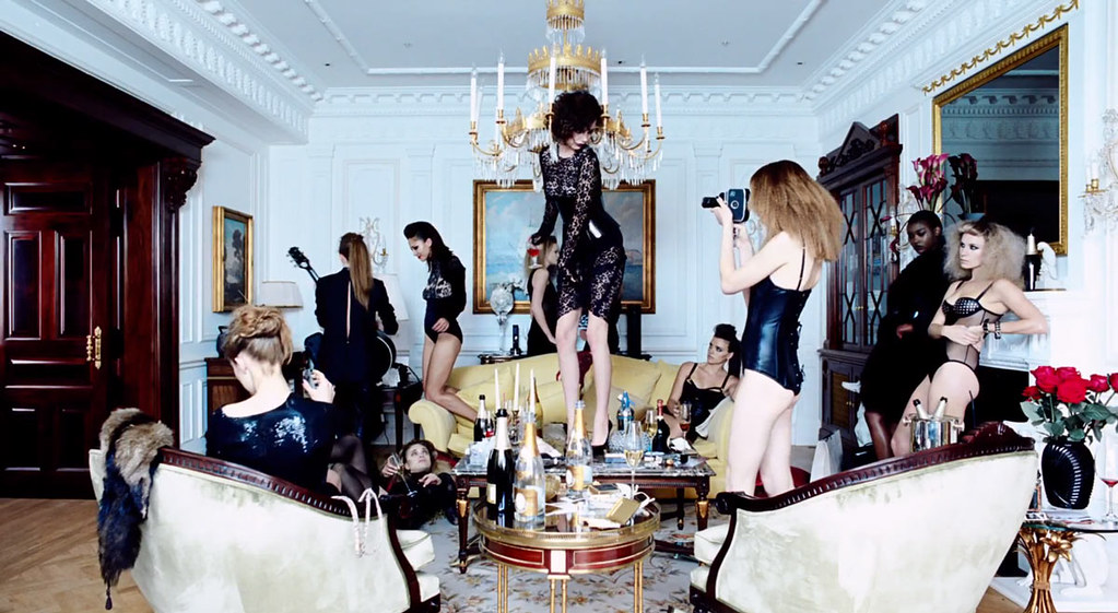 Girl Panic - Duran Duran 2011