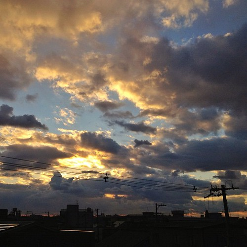 今日の写真 No.467 – 昨日Instagramへ投稿した写真(2枚)/iPhone4S、Snapseed