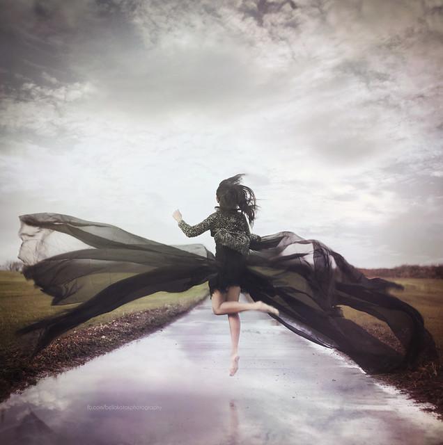 .bella. - dancing on clouds..