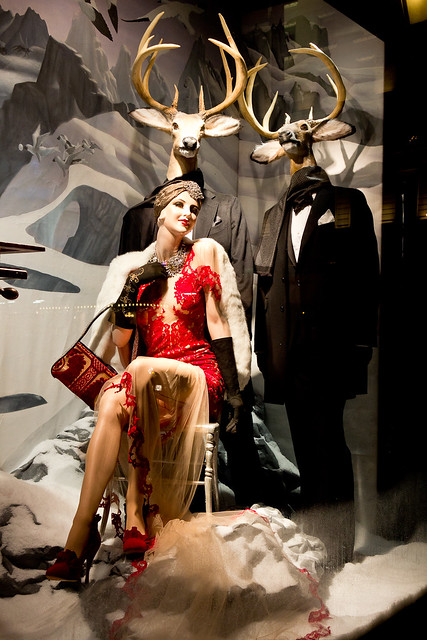 The Carnival of the Animals | 2011 Bergdorf Goodman Holiday Windows