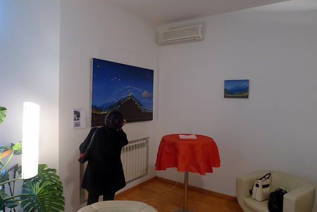Georgian artists at the Swiss Residency Tbilisi
