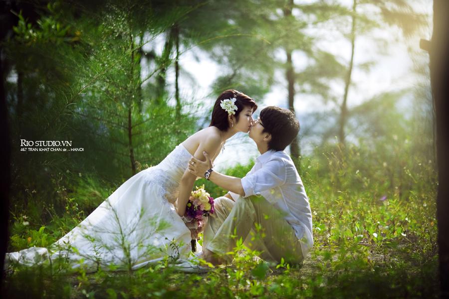 Ảnh cưới Tuấn Anh - Ngọc Trang (Vân Đồn)