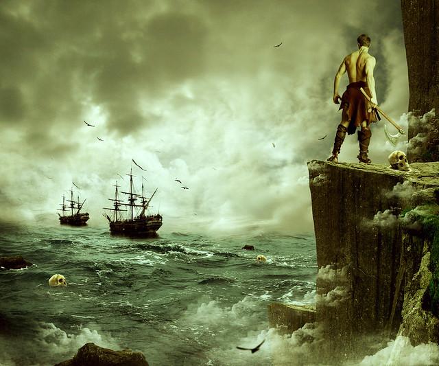 Isle of the Dead / Isla de la muerte