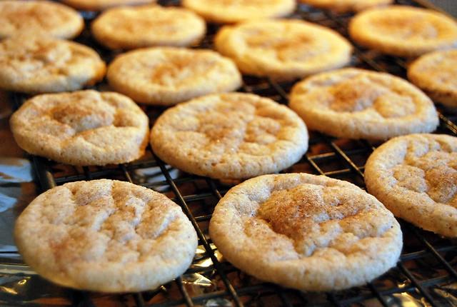 Cinnamon Sugar Cookies | Flickr - Photo Sharing!