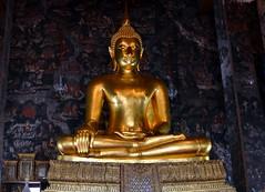Bangkok - Wat Suthat (5)