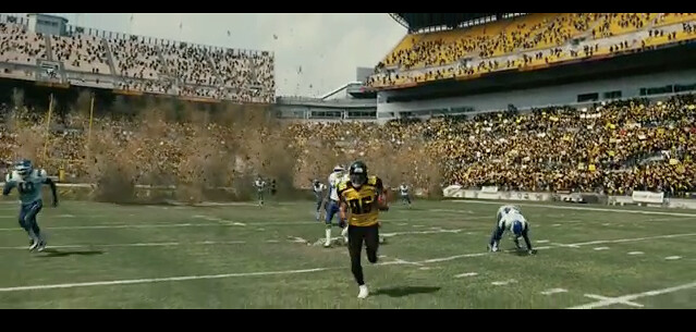 hines ward kickoff batman dark knight rises