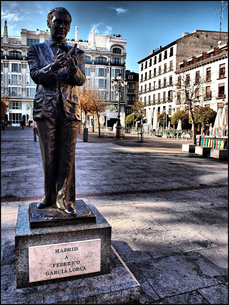 Madrid diciembre / Federico Garcia Lorca